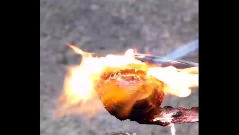 Cricket Ball Burning 🔥🔥🔥