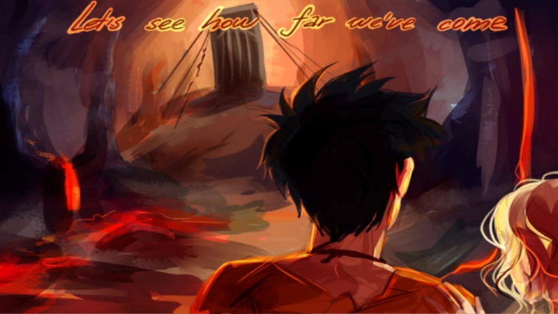 The Heroes of Olympus - How Far Weve Come [BY VIRIA]