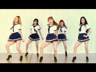 Waveya Girls Generation 소녀시대 Mr.Mr. 미스터미스터 cover dance 웨이브야