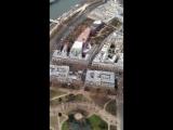 Эйфелева Башня -- Париж с высоты