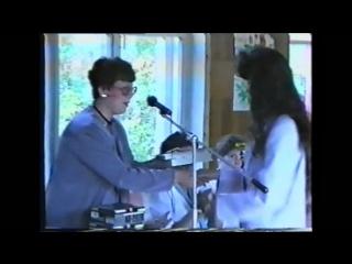 Выпускной и последний звонок п.Смолино 1995 г