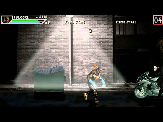 MORTAL KOMBAT The Chosen One - Fulgore Gameplay
