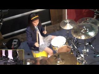 K-ON!! ごはんはおかず (ドラムのみ) けいおん!! Gohan wa Okazu (Drum track)