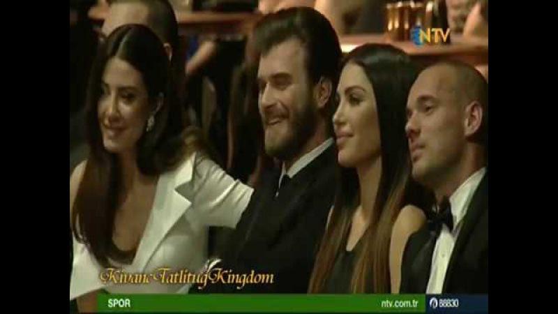 KIVANÇ TATLITUĞ_(Man Of The Year _ best actor) _NTV_18.2.2017