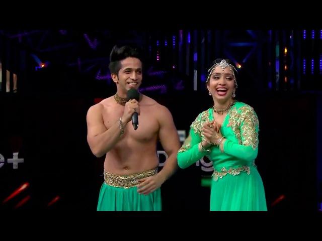 Dance Plus 3: Bolly-Kathak by Svetlana Tulasi Kumar Sharma (Jag Ghoomeya | Sultan)