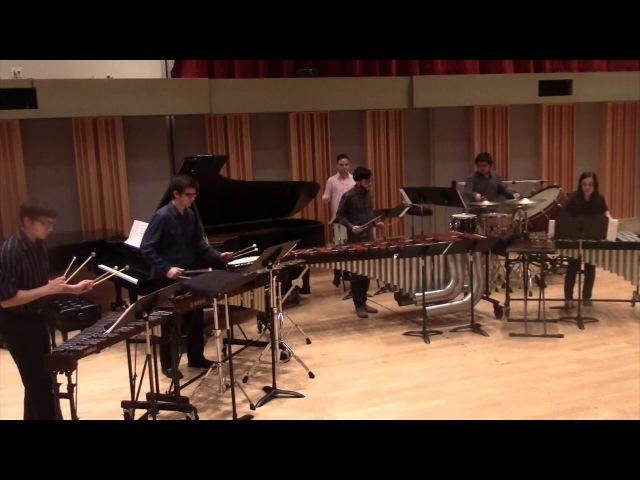 Dancers To A Discordant System Meshuggah Percussion Arrangement