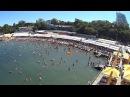 Обзор пляжей Анапы. Песчаные и галечные пляжи Анапы. Где купаться в Анапе. Набережная Анапы