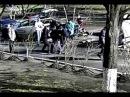 Побиття патрульною поліцією чоловіка, який сам же викликав копів через ями при п