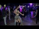 Yuval and Nahir sensual bachata dance Sabanas Blancas