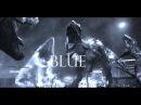 Jurassic world Im blue.