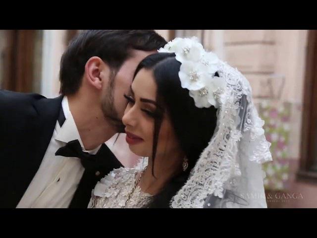 Цыганская свадьба по европейски Самир и Ганга NUNTA ANULUI Одесса 2017