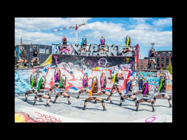 Super Summer Twerk / Tinze feat. Tinze Twerkers Twrk Crew by Tinze