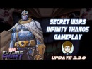 MARVEL Future Fight Secret Wars Infinity Thanos Gameplay WB, VS, TB, Story 12-1, WBI