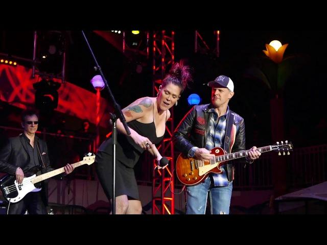 Beth Hart Joe Bonamassa - Nutbush City Limits - 2/9/17 KTBA Cruise