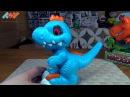 Обзор игрушек: динозавры Junior Megasaur
