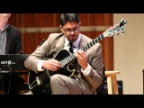 Pasquale Grasso - Winner  Wes Montgomery Jazz Guitar Competition
