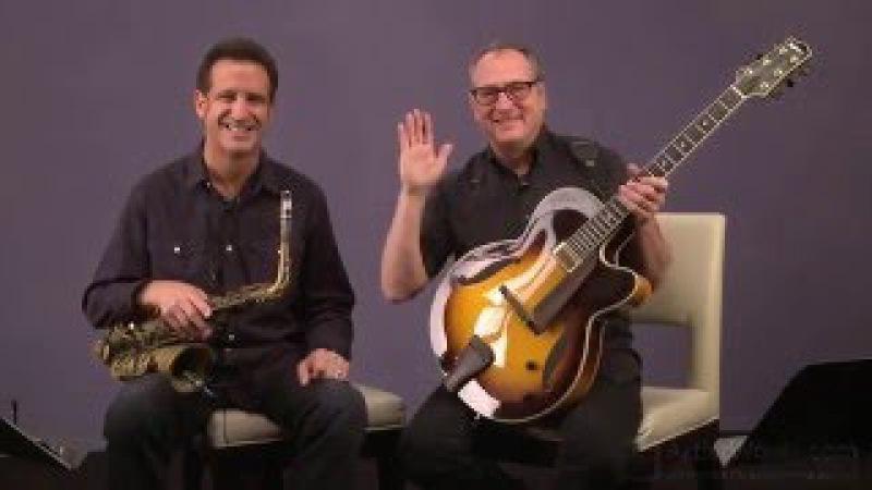 Eric Marienthal and Chuck Loeb -