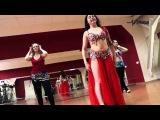 Урок движения с Анной Кудриной.Восточные танцы.
