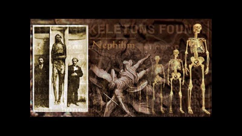 Il Mistero dei Nephilim (i Caduti, i Giganti)