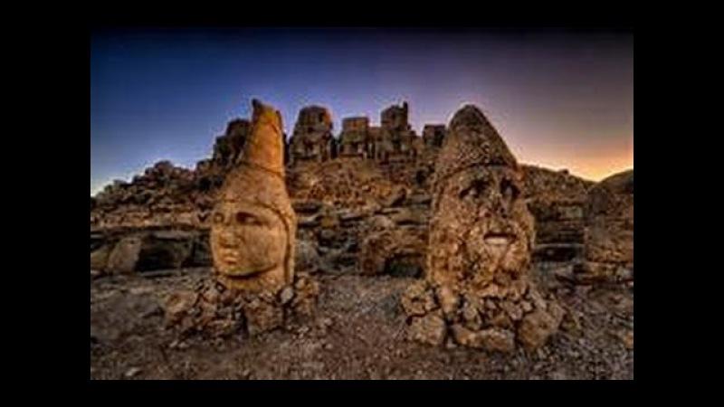 Gli Dei giganti del monte Nemrut,prova di un inganno su scala mondiale.