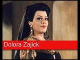 Dolora Zajick Verdi - MacBeth, 'Vieni! t'affretta! Or tutti sorgete, ministri infernali'