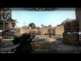 Counter-Strike (Global Offensive) [FasTSpeeDxMer] Последний раунд [Последний враг] (Замедление 50%)