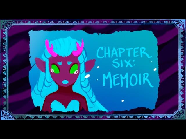 Avas Demon. Chapter Six (Ава и ее демон | Демон Авы. Часть 6) {rus dub русская озвучка}