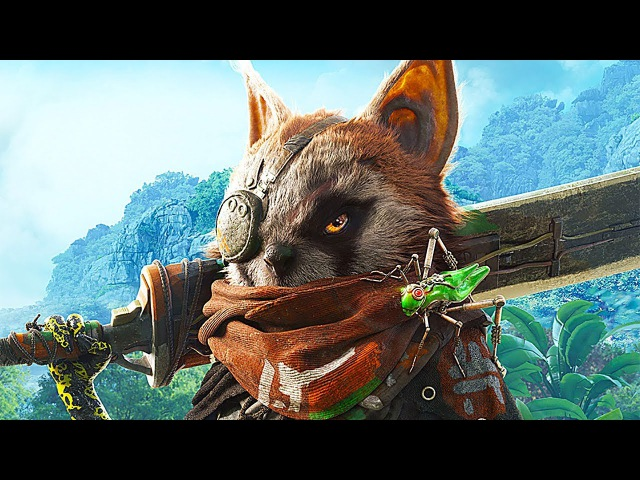 BIOMUTANT Cinematic Trailer Gameplay - PS4/Xbox One/PC (2018)