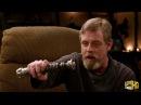 Марку Хэмиллу принесли его оригинальный световой меч из 3 части Звёздных Войн