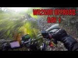WR250R  Offroad Day 1 (Kansai Rider Japan Motovlog 148)