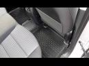 АВ-АКС.РУ: Коврики в салон 3D Kia Cerato с 2013 по наст. время, полиуретан, Novline-Autofamily