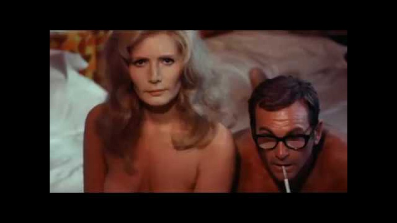 To suspect his wife of infidelity 1971 comedy by David Niven, Virna Lisi, Robert Vaughn