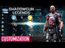 Shadowgun Legends - CHARACTER CUSTOMIZATION UPGRADE SYSTEM