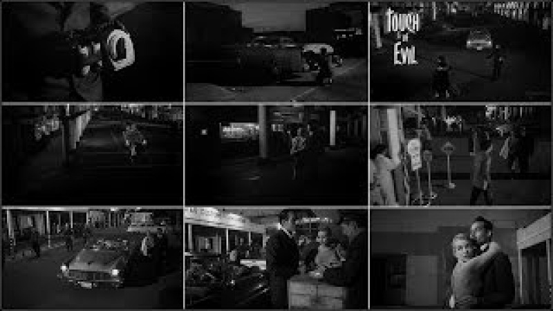 Touch of Evil (Opening Shot) HD