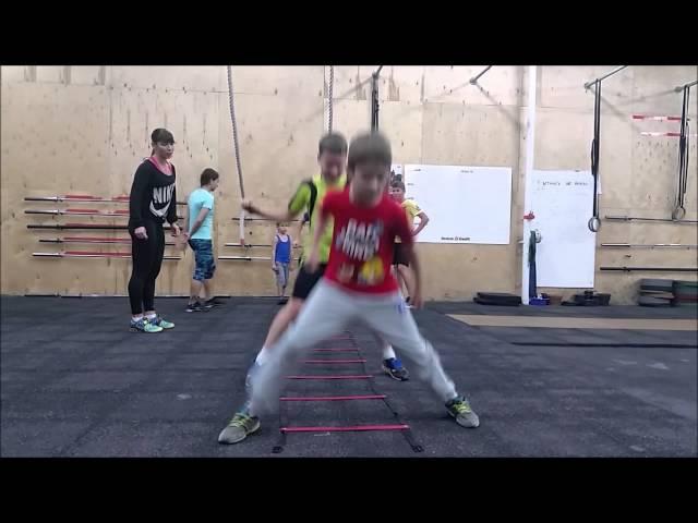CrossFit kids CrossFit Berloga Novosibirsk