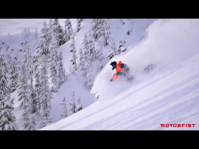 Washington Mountain Action with Motorfist