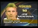 1990 WK 13 New York Giants (10 1) @ San Francisco 49ers (10 1) MNF