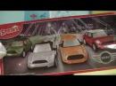 Auto Mini BMW Hračky Kinder Surprise Vajíčka Jeseň 2016 Kindermania