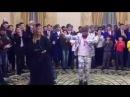 Рамзан Кадыров танцует с Татьяной Навкой на вечере после показа моды Firdaws New 2017 M95