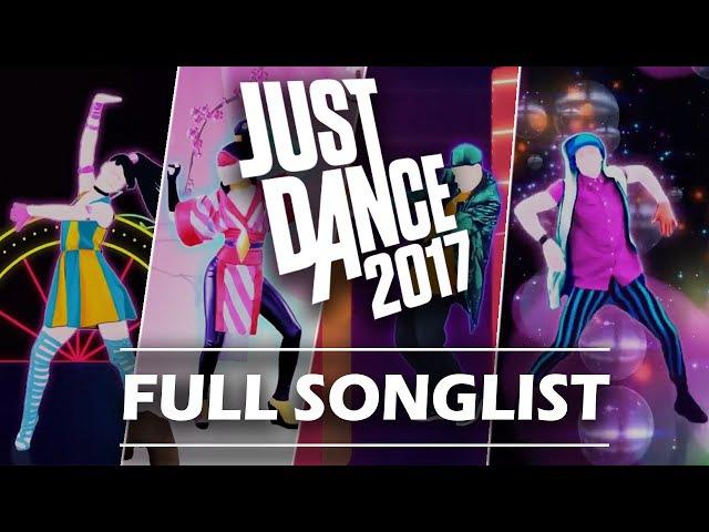 Just Dance 2017 | September Full SongList Unlimited | DuduMusic (60 FPS)