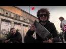Техно на ведрах и трубах играют музыканты в Москве