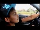 мальчик, клёво читает рэп в машине реп Marsel T. T Клип !! крутой рэп 16