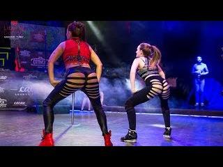 Twerk-choreo (тверк-хорео) on song Jeremih feat. 50 Cent – Down On Me by Ulya
