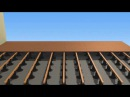 Монтаж террасной доски на регулируемые опоры от GARDECK