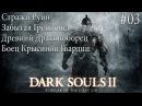 Dark Souls II SotfS 3 - Стражи Руин, Забытая Грешница, Орнштейн, Боец Крысиной Гвардии