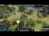 Lizzard with the amazing pre cast purge to get out of global silence in a pro game!