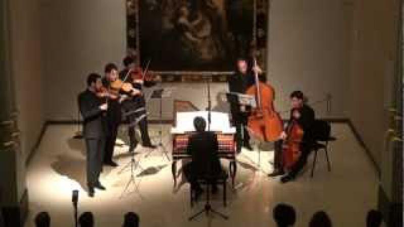 L. Boccherini. Musica notturna including La Ritirata di Madrid » Freewka.com - Смотреть онлайн в хорощем качестве