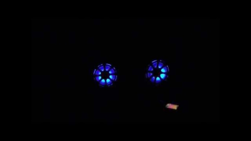 Atv stereo like no other 4 speakers 1 sub 2 amps