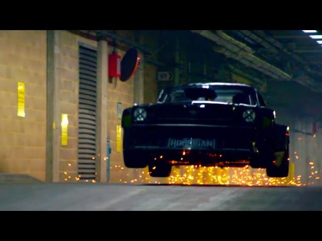 Ken Block Drifts London – EXTENDED Directors Cut - Top Gear - BBC