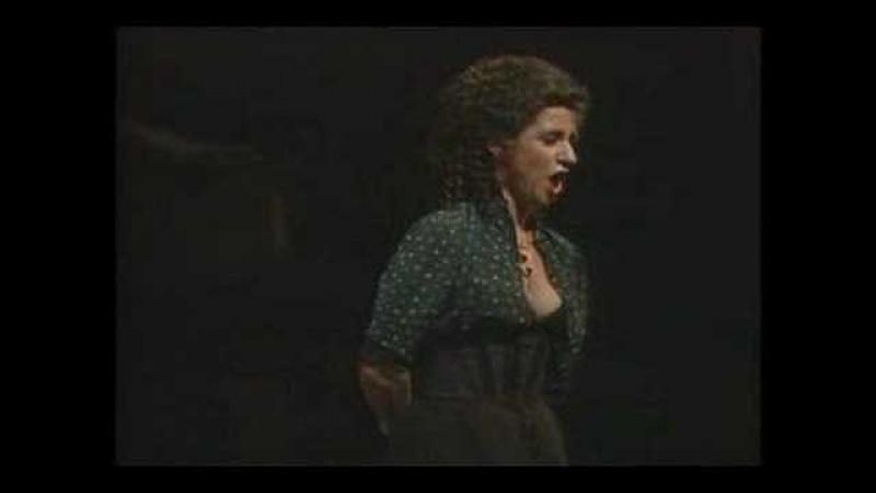 Agnes Baltsa and Jose Carreras in 'Carmen'